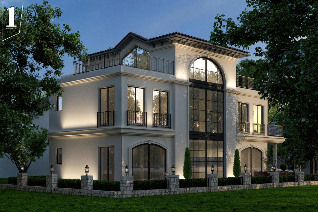 Didim Villa Prekast