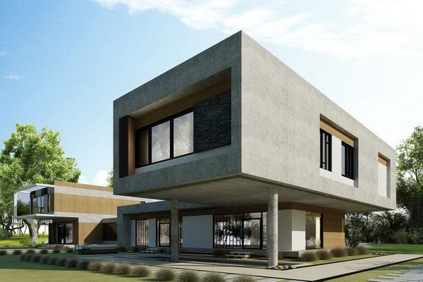 Eskişehir Villa İlka İnşaat Prekast