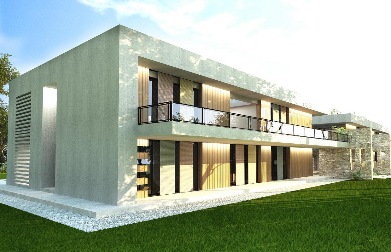 Üçler Villa Eskişehir Prekast
